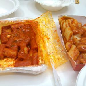 コロナ2021国際郵便事情: どうしてもジョーズトッポギが食べたいけど諦める