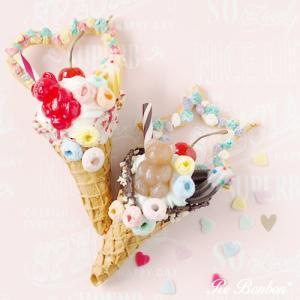フェイクスイーツマルシェ☆随時受付WS「くまグミとカラフルソフトクリーム」おすすめポイント1