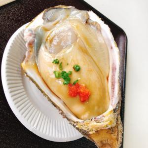 オバケ牡蠣!