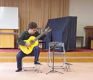 岐阜 ギターサークル「ときめき会」に行ってきました。2回め