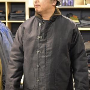 ナイジェルケーボン 40'S CLIP JACKET ご紹介