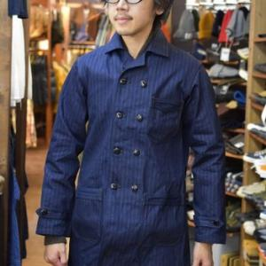 ダリーズ  Union.Coat.   1920s SHOP COAT