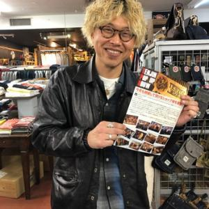 天神ワークス POP UP SHOW 開催決定!!