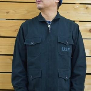 コリンボ 40`S U.S.NAVY M716 SUMMER FLIGHT JACKET