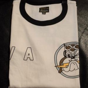 リアルマッコイズ REAL McCOYS Tシャツ再入荷のお知らせ。