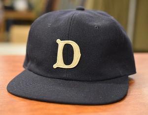 H.W.DOG&CO D-00001  BASEBALL CAP 入荷です