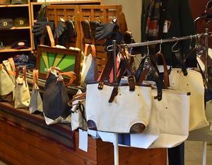 SUNSET CRAFTSMAN Co. セミオーダー帆布バッグ展示中