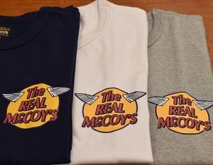 リアルマッコイズ ロゴTシャツ 本年分も間もなく完売です
