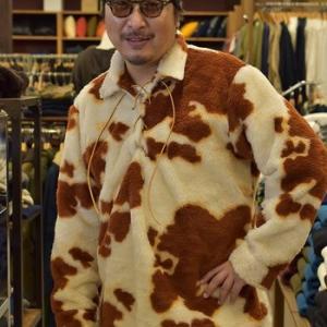"""スタイルアイズ  Kodiak Style Pullover Jacket """"HOLSTEIN""""  なかなかよいです"""