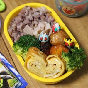 今日の子供のお弁当♪