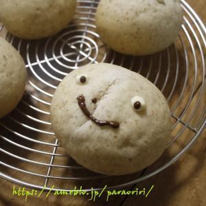 ちょこっとデコで朝から楽しいパン生活♪