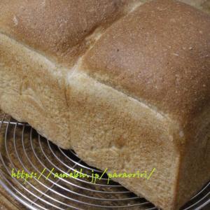 長時間熟成発酵でお手軽食パン♪