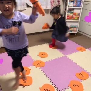 遊びを生み出す天才の子供達(*^^*) 成城幼稚園生クラス &仙川クラス 10月 の様子 その2