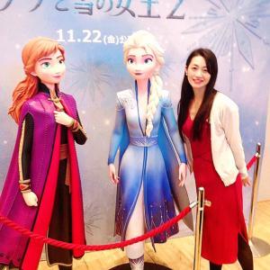 アナと雪の女王 2 観てきました♪