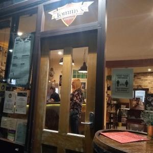 Tommy's Beer Cafe, Glebe NSW