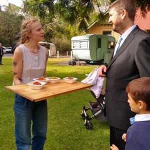 オーストラリアの結婚式2