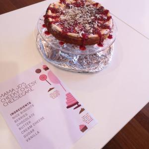 ノースシドニーのNo.1ケーキ