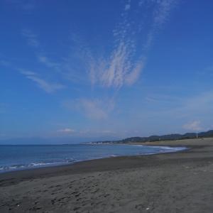 9月20日 湘南 平塚海岸
