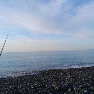 12月15日 静岡 富士海岸