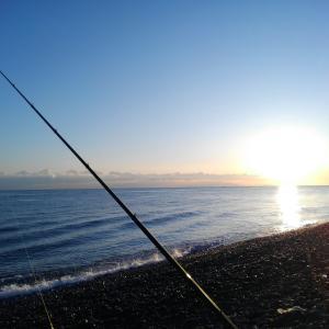 1月4日 初釣り