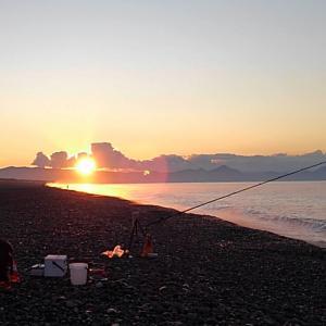 2月9日 静岡 富士海岸