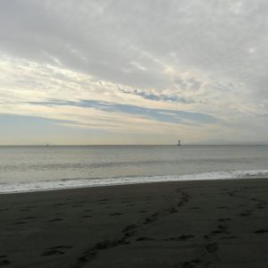 10月16日 湘南 平塚海岸
