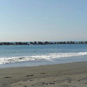 10月21日 湘南 平塚海岸