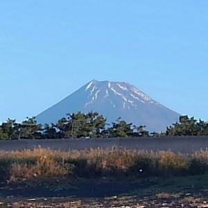 10月25日 静岡 富士海岸