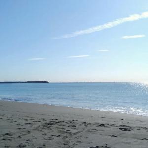 11月5日 湘南 平塚海岸