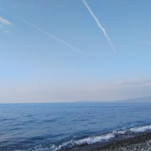 11月15日 静岡 富士海岸