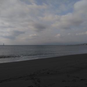 11月27日 湘南 平塚海岸