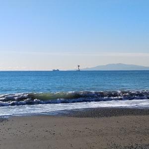 12月18日 湘南 平塚海岸
