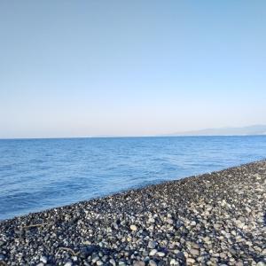 4月11日 静岡 富士海岸