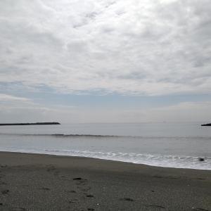 4月16日 湘南 平塚海岸