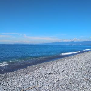 7月18日 静岡 富士海岸