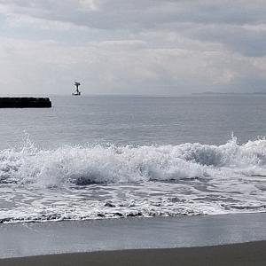10月15日 湘南 平塚海岸