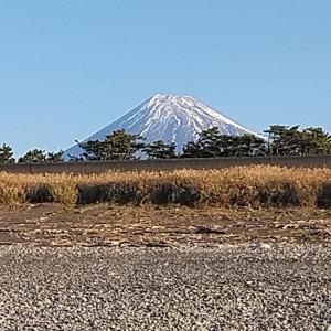 10月24日 静岡 富士海岸