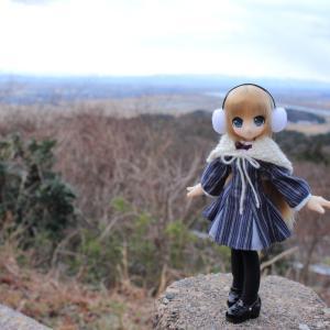 新年初野外撮影 エルノさん