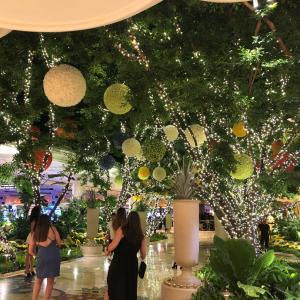 ラスベガス ウィーンホテルの写真