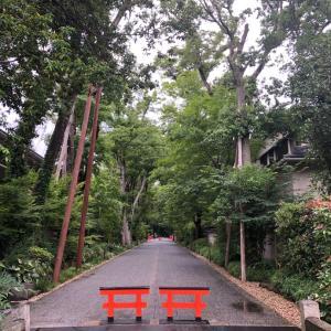 京都散策 旧三井家別邸へ