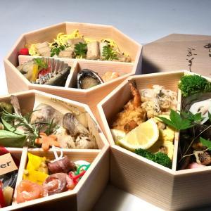 奈良エクセルフード 3つのレストランのコラボランチボックス!