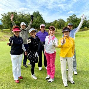 79歳の2組ご夫婦がゴルフ旅行にさんか!前向きな生き方を学ぶ