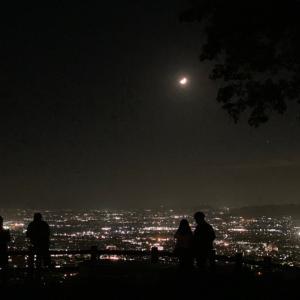 若草山からの夜景❣️