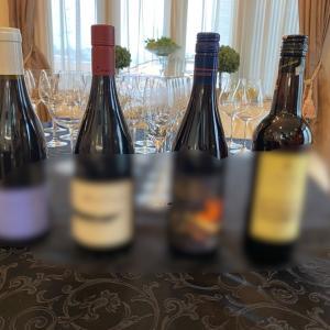 名古屋まて、ワインと料理のマリアージュレッスン