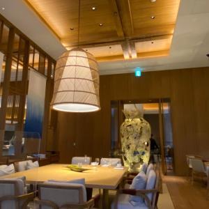 奈良マリオットへディナーへ奈良はアルコールOKなんです