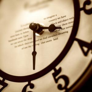 人生の時計 あなたの人生・今何時?