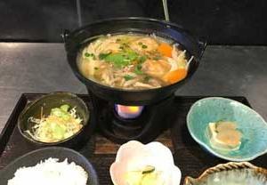 3色焼きつくね鍋