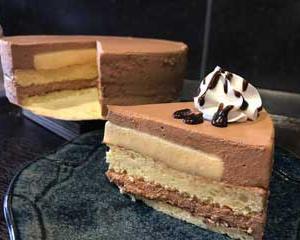 いろいろチョコケーキ