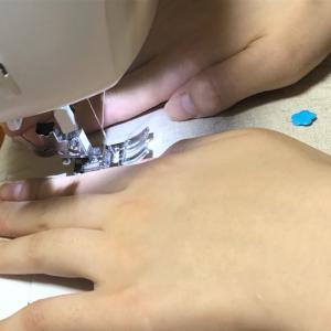 久しぶりの裁縫