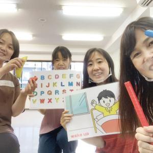 【英語リトミック講師養成講座】グースベリー組!楽しく終了しました!